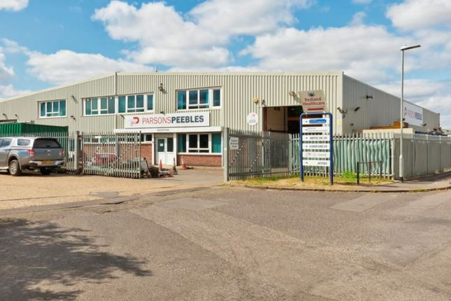 Industrial to let in Loverock Road, Reading