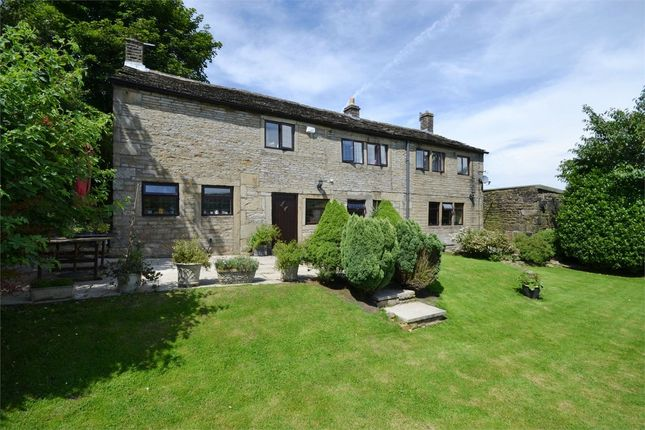 Thumbnail Detached house for sale in Old Mount Road, Marsden, Huddersfield, West Yorkshire