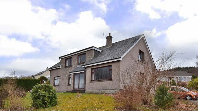 Thumbnail Detached house for sale in Lady Margaret Drive, Corpach, Fort William