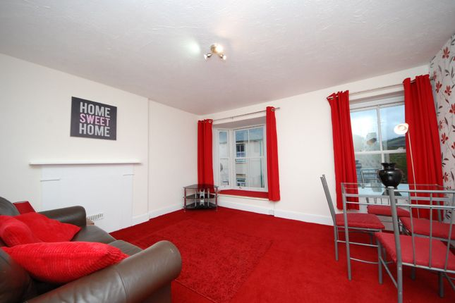 Thumbnail Flat to rent in Queen Street, Aberystwyth