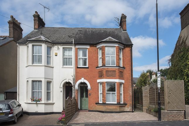 Thumbnail Semi-detached house to rent in Chalfont Place, Upper Lattimore Road, St.Albans