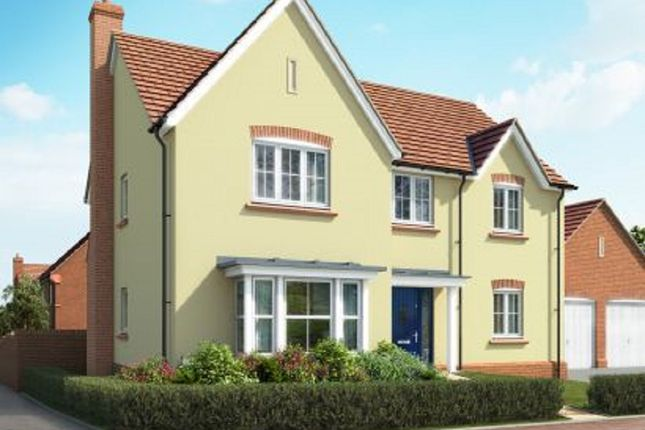 Thumbnail Detached house for sale in Meadow Gardens, Wedow Road, Thaxted, Essex
