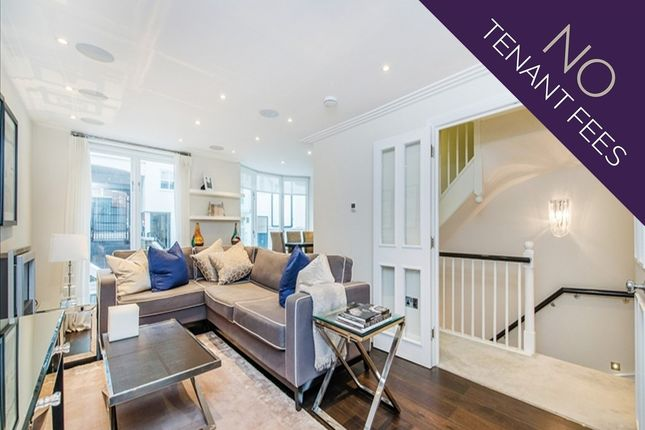Thumbnail Town house to rent in Park Walk, London