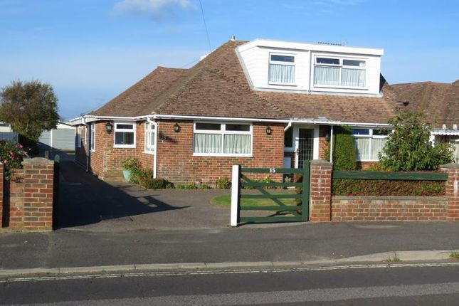 Thumbnail Detached house for sale in Sandy Point Road, Hayling Island