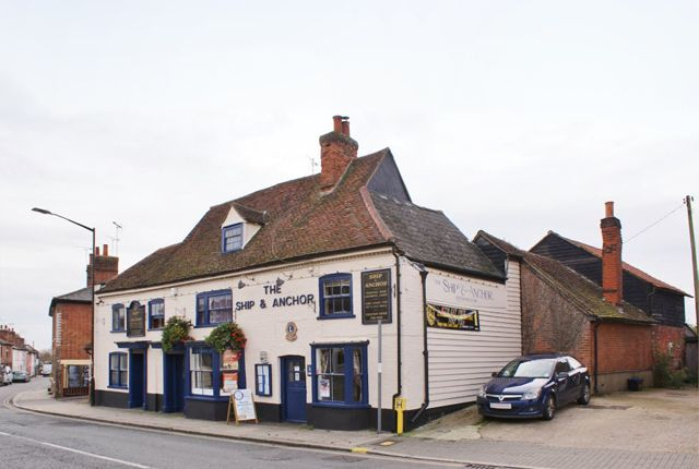 Thumbnail Pub/bar for sale in High Street, Maldon