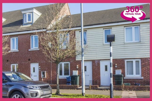 Thumbnail Terraced house for sale in East Dock Road, Newport