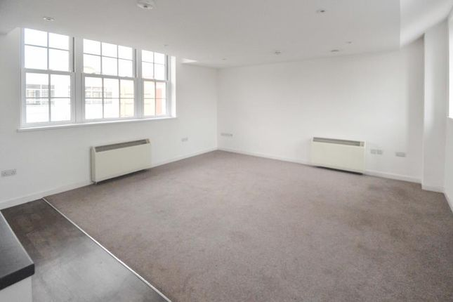 Thumbnail Flat to rent in Queens House, 44 Paragon Street, Hull