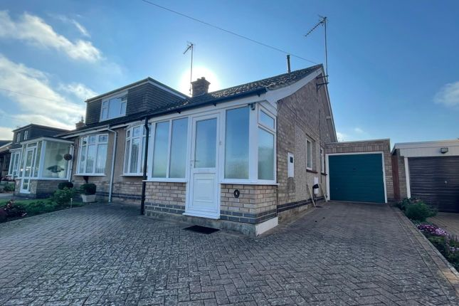 2 bed semi-detached bungalow to rent in Parade Bank, Moulton, Northampton NN3