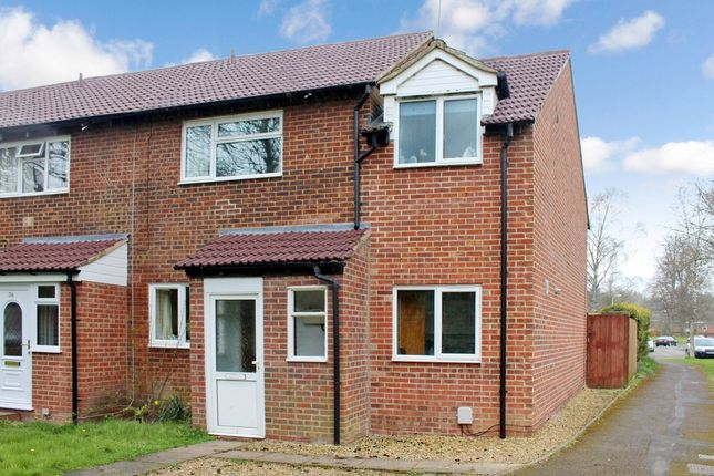 Thumbnail Semi-detached house for sale in Lambourn Place, Lambourn, Hungerford