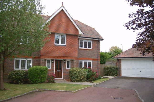Thumbnail Detached house to rent in Oxfordshire Place, Warfield, Bracknell
