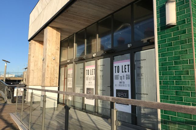 Thumbnail Restaurant/cafe to let in Waterfront, Brighton Marina Village, Brighton