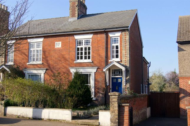 Thumbnail Property for sale in York Road, Bury St. Edmunds