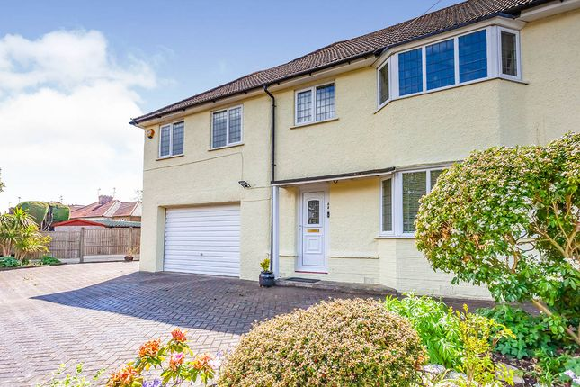 Thumbnail Semi-detached house for sale in The Harebreaks, Watford, Hertfordshire