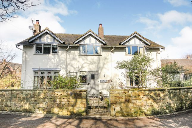 Detached house for sale in Hassall Road, Winterley, Cheshire