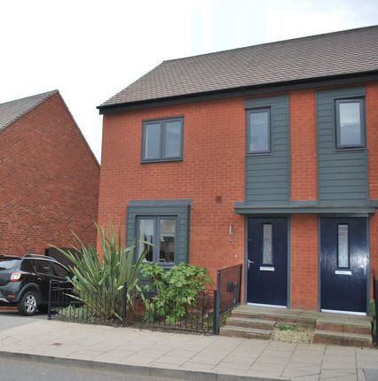 Thumbnail Semi-detached house to rent in Synders Way, Lawley, Telford