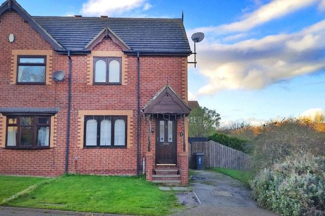 Thumbnail Semi-detached house to rent in Bunting Close, Hartlepool