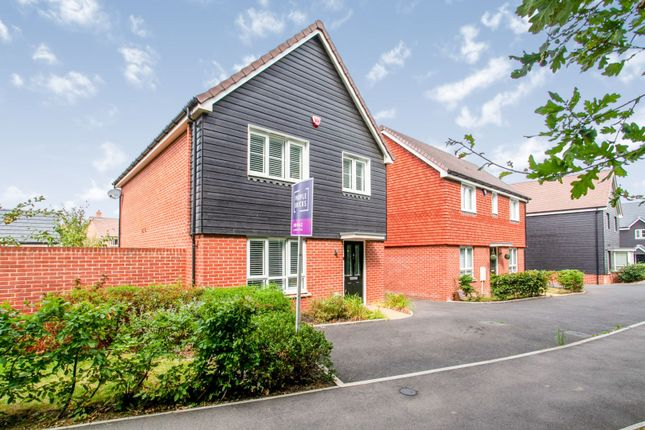4 bed detached house for sale in Hadaway Road, Maidstone ME17