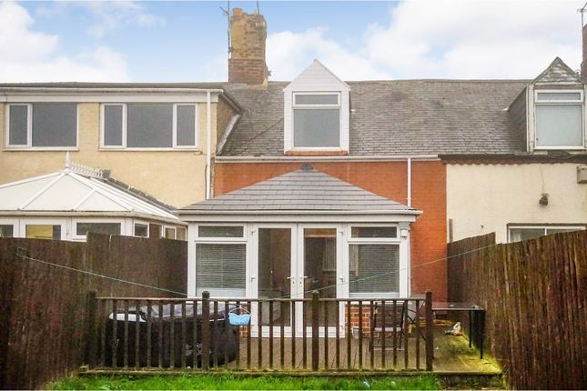 Thumbnail Terraced house for sale in Hill Street, Sunderland