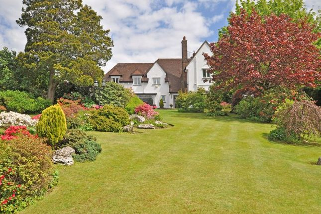Thumbnail Detached house for sale in Exceptional Period Residence, Glasllwch Lane, Newport