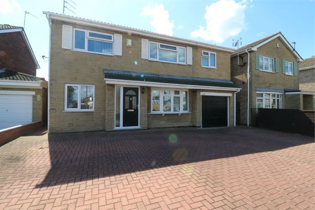 Thumbnail Detached house for sale in Goodison Boulevard, Cantley, Doncaster, South Yorkshire