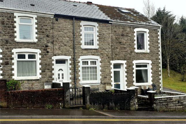 3 bed terraced house for sale in Cwmcelyn Road, Blaina, Blaenau Gwent NP13