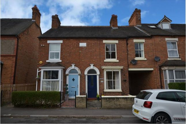 Thumbnail Terraced house to rent in The Burgage, Market Drayton