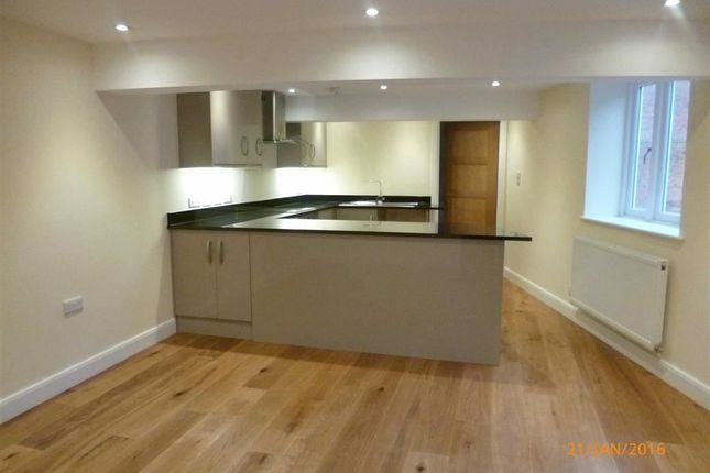 Thumbnail Flat to rent in Flat A, 18, Broad Street, Welshpool, Powys