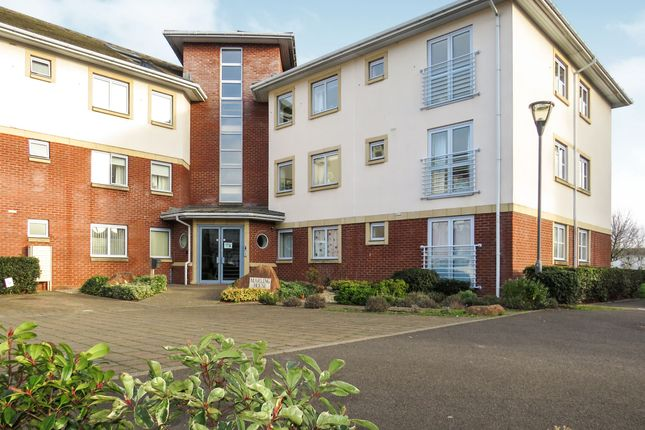 Thumbnail Flat for sale in Marling House, Trinity Way, Minehead