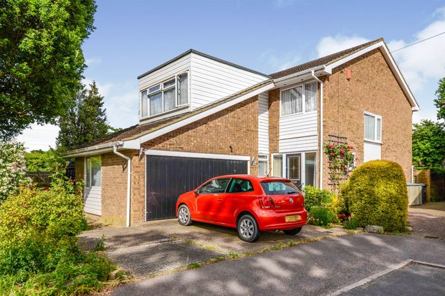 Thumbnail Detached house for sale in Hyburn Close, Bricket Wood, St. Albans