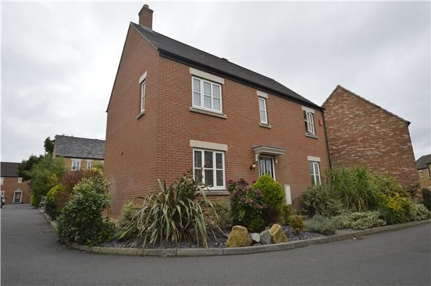 Thumbnail Detached house for sale in Riviera Way, Stoke Gifford, Bristol