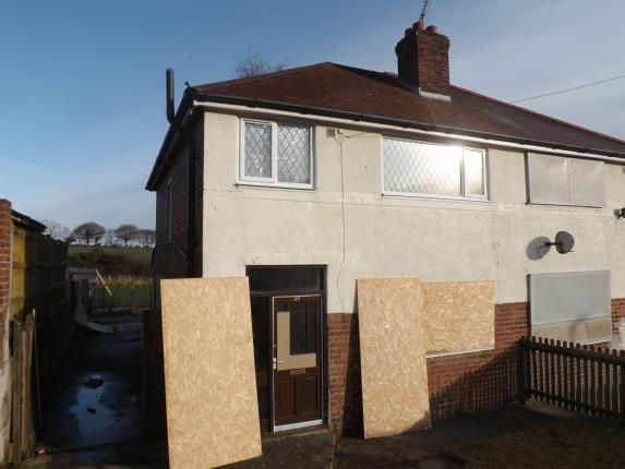 Front of Meadowbank, Holywell, Flintshire CH8