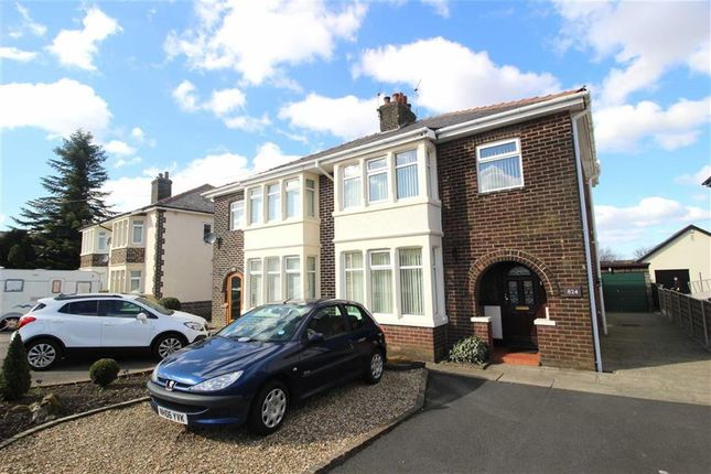 Thumbnail Semi-detached house for sale in Blackpool Road, Lea, Preston