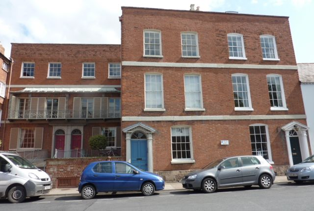 Flat to rent in Castle Street, Hereford