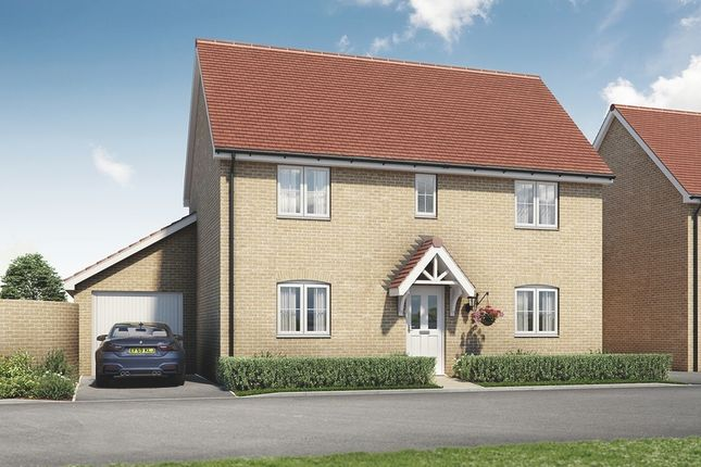 Thumbnail Semi-detached house for sale in The Lewin, Meadow Rise, London Road, Braintree Essex