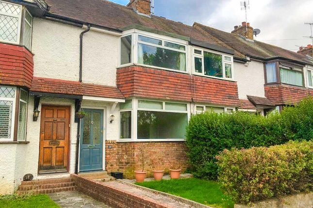 Thumbnail Terraced house to rent in Cramptons Road, Sevenoaks