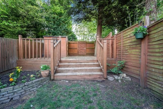 Garden of Springfield Close, Woodsidepark, London, . N12