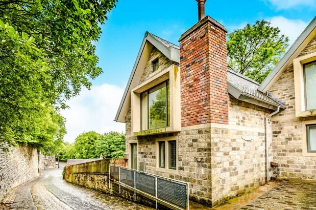 Thumbnail Link-detached house for sale in The Old Stable Block, Station Road, Slaithwaite, Huddersfield