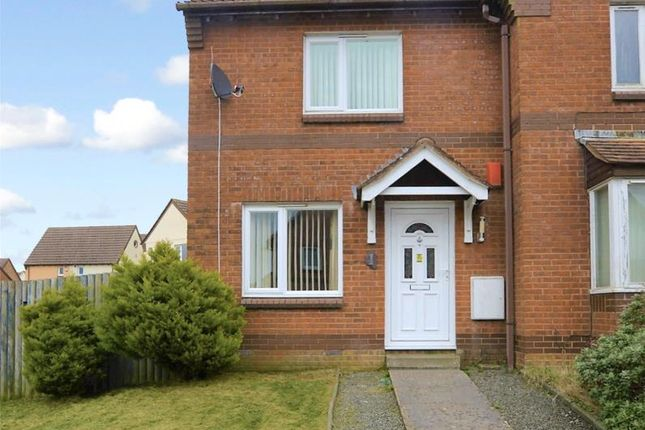 Thumbnail Semi-detached house for sale in Summerlands Gardens, Chaddlewood, Plymouth, Devon
