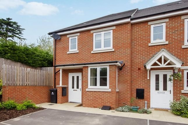 Thumbnail End terrace house to rent in Drovers Way, Newent