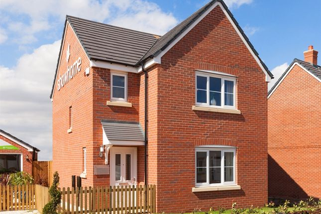 """3 bed detached house for sale in """"The Hatfield"""" at Mansfield Road, Hasland, Chesterfield S41"""