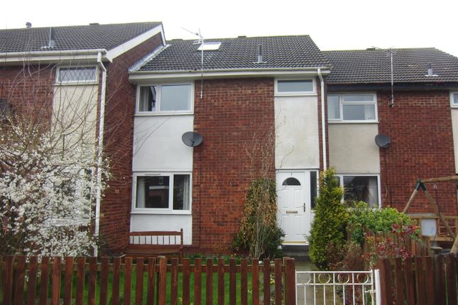 Thumbnail Terraced house to rent in Ash View, East Ardsley, Wakefield