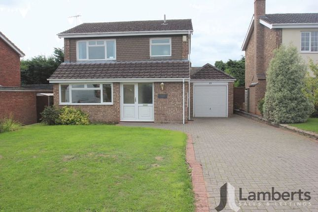 Thumbnail Detached house for sale in Midsummer Meadow, Inkberrow, Worcester