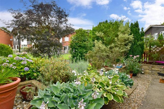 Thumbnail End terrace house for sale in Wolfe Close, Crowborough, East Sussex