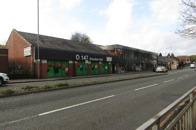 Thumbnail Retail premises for sale in Blackburn Road, Bolton
