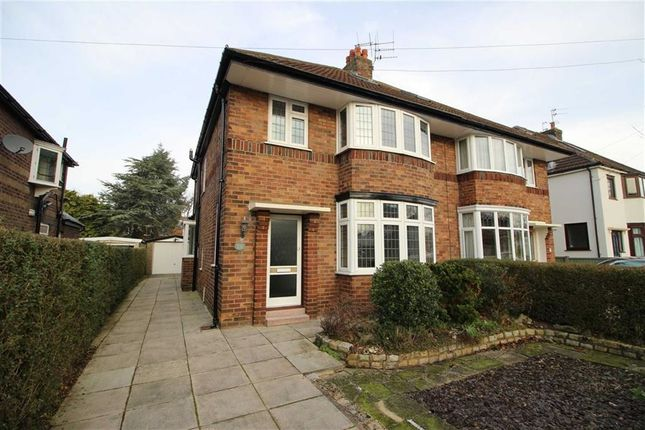 Thumbnail Semi-detached house to rent in Kensington Avenue, Penwortham, Preston