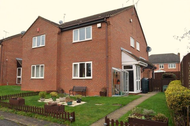 Thumbnail Terraced house to rent in Coombe Court, Binley, Coventry