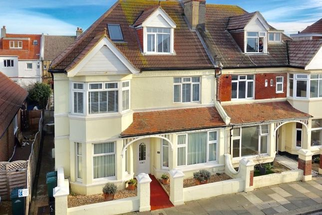 Thumbnail Maisonette for sale in Norman Road, Hove