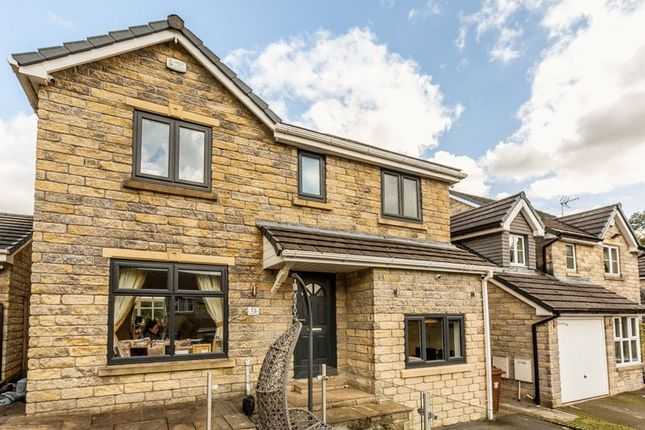 Thumbnail Detached house for sale in 13 Overdale Drive, Glossop