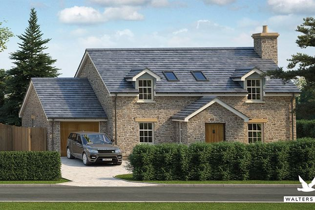 Thumbnail Detached house for sale in Walters Way, Rosudgeon, Penzance, Cornwall