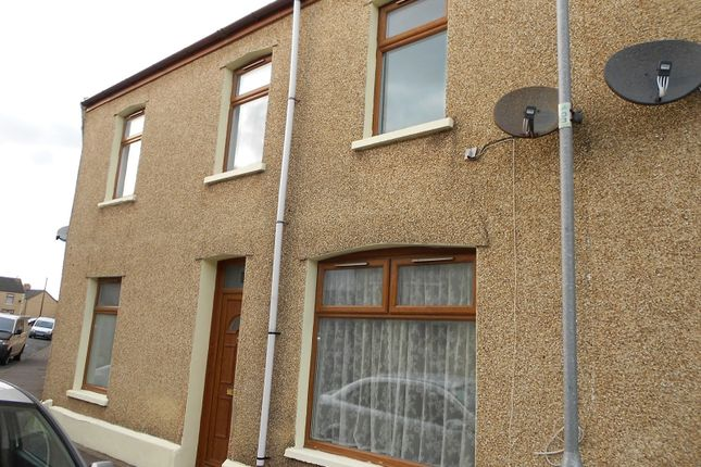 Thumbnail Terraced house to rent in Enfield Street, Port Talbot, Neath Port Talbot.